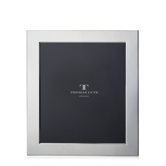 Photo-Frame-8-X-10-Silver-Plate-Base