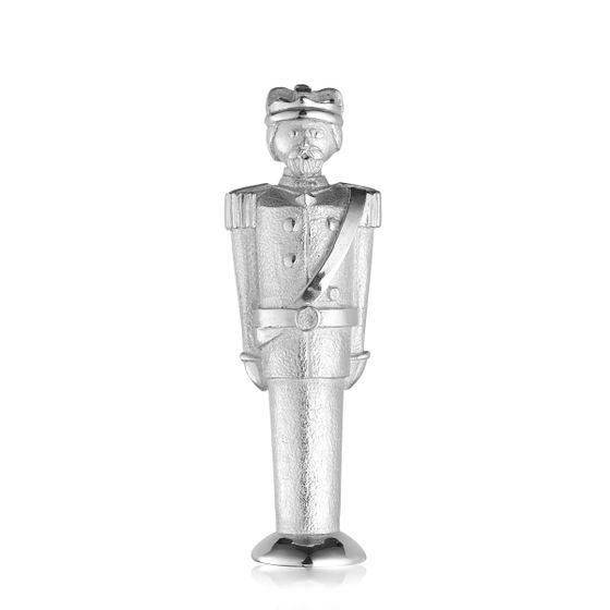 Miniature-King-Collectible-Sterling-Silver-Base