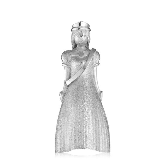 Miniature-Princess-Collectible-Sterling-Silver-Base