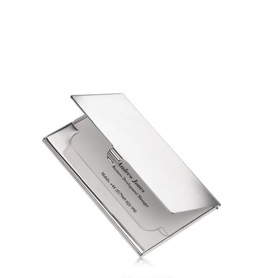 Business-Card-Case-Silver-Plate-Base