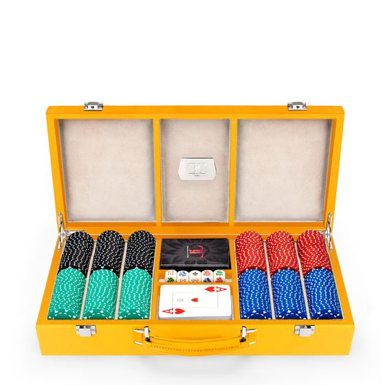 Poker-Set-300-Pcs-Straight-Open-Mustard-Grain-Base