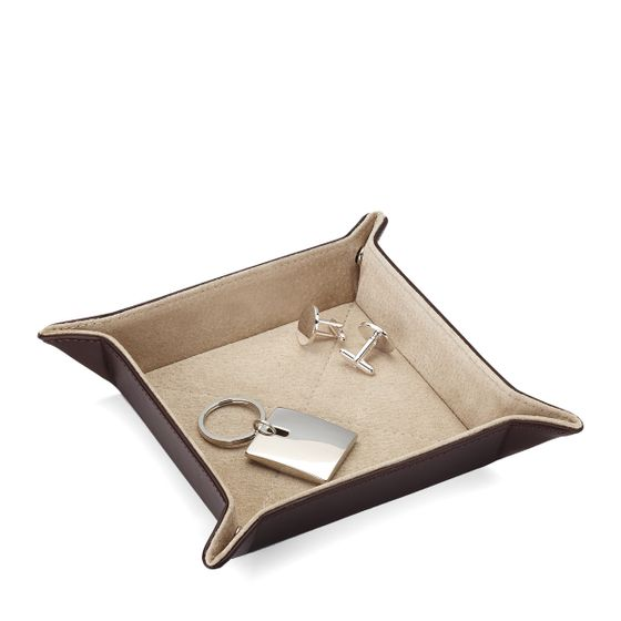 Small-Tidy-Tray-Bridle-Leather-Chocolate-Base