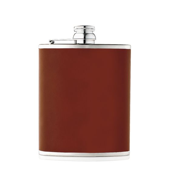 Hip-Flask-Bridle-Leather-Tan-Front-Base