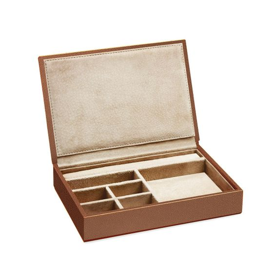 Jewellery-Box-Grained-Cognac-Open-Base-2