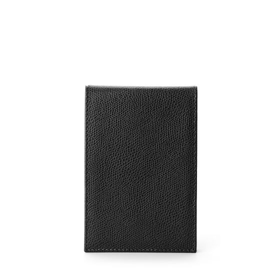 Large-Jotter-Pad-Grained-Leather-Black-Front-Base