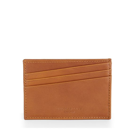 Credit-Card-Sleeve-Bridle-Leather-Tan-Back-Base