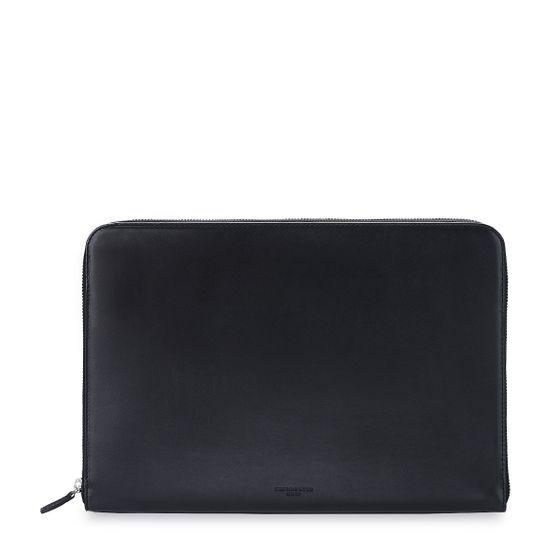 Zip-Around-Folio-Bridle-Leather-Black-Base