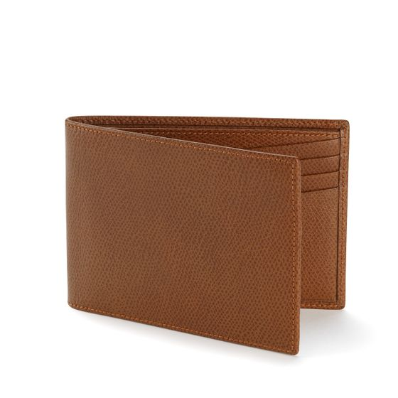 Classic-Billfold-Wallet-Grained-Leather-Cognac-3-4-Base