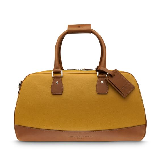 Kenley-Bag-Grained-Leather-Mustard-With-Cognac-Contrast-Front-Base