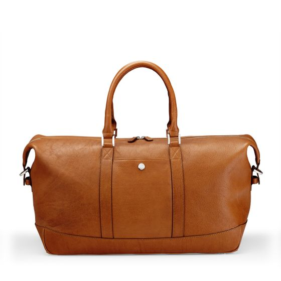 Albemarle-Clipper-Holdall-Bag-Bridle-Leather-Tan-Front-Base-1-2