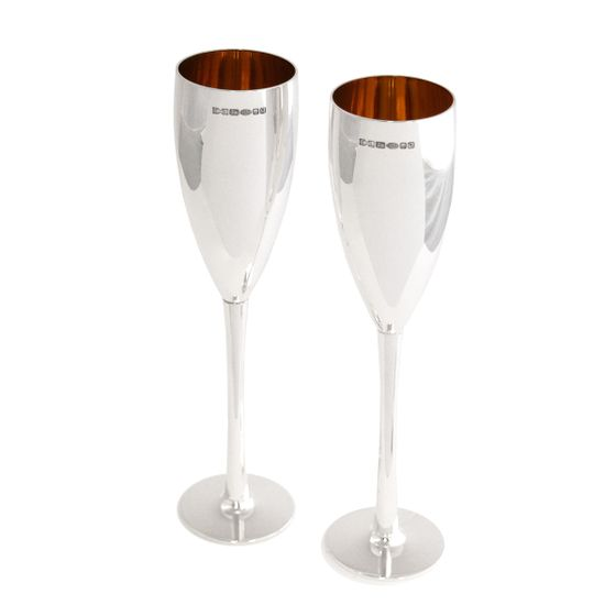 Sterling-Silver-Champagne-Flutes-Base