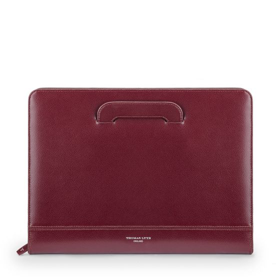 Document-Folio-With-Sliding-Handles-Oxblood-Grain-Front-Base