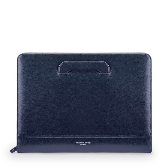 Document-Folio-With-Sliding-Handles-Petrol-Grain-Front-Base