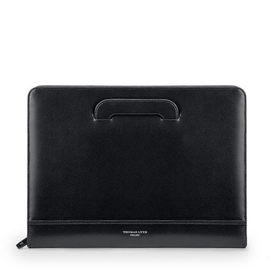 Document-Folio-With-Sliding-Handles-Black-Grain-Front-Base
