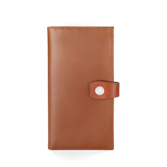 Travel-Wallet-With-Tab-Bridle-Leather-Tan-Front-Base