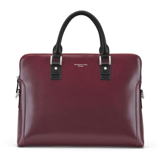 Burlington-Business-Bag-Grained-Leather-Oxblood-Base-1
