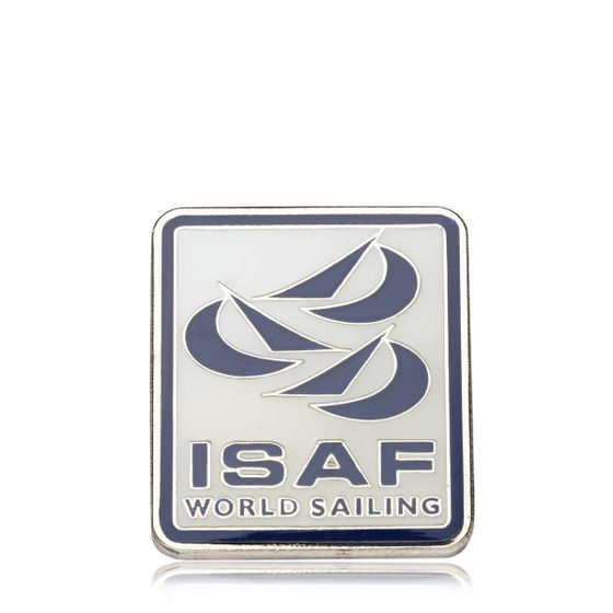 International-Sailing-Federation-Lapel-Pin