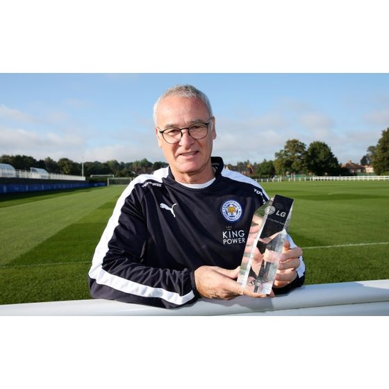 LMA-Performance-of-the-Week-Award---Claudio-Ranieri
