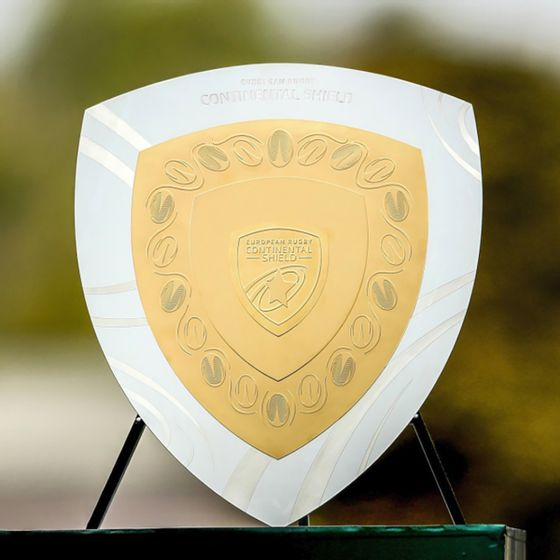 Makers of The European Rugby Continental Shield - Presentation Stand | Thomas Lyte