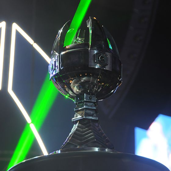 Designers-and-Makers-of-The-Riot-Games--League-of-Legends-2014-Trophy