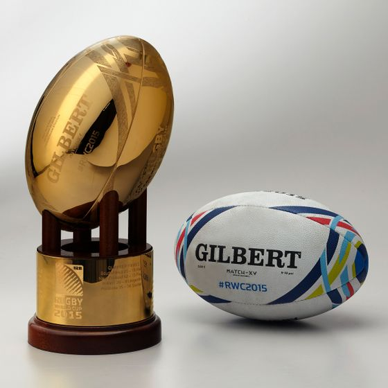 Designers-and-Makers-of-The-Rugby-World-Cup-Golden-Match-Ball-Replica