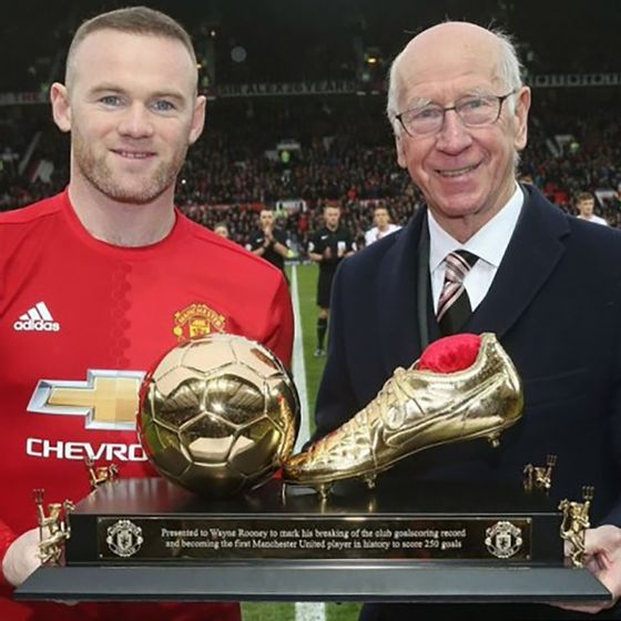 Designers-and-Makers-of-The-Golden-Boot-Award-For-250-Goals