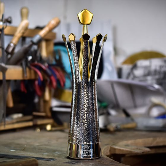 Designers-and-Makers-of-The-UEFA-Europa-League-Player-of-the-Season-Award