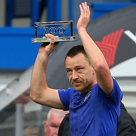 Designers-and-Makers-of-The-700th-Appearance-Award-for-John-Terry