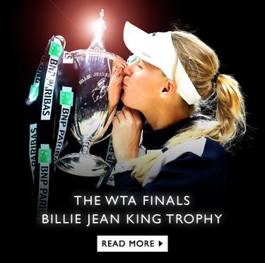 WTA Finals Trophy