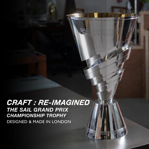 SailGP Championship Trophy