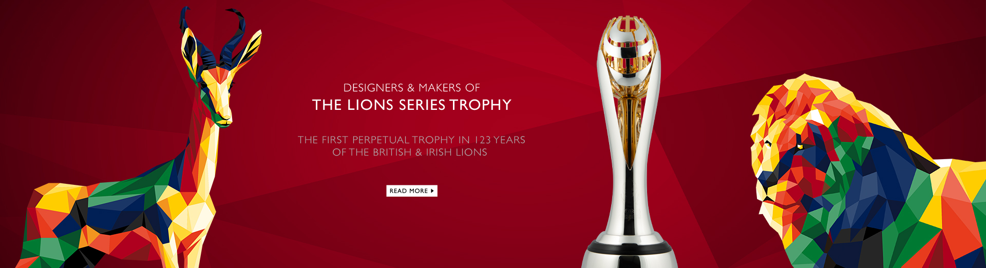 Lions Series Trophy